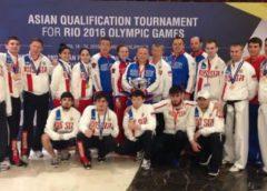 Серебряную медаль по паратхэквондо на Филиппинах получил чеченский спортсмен