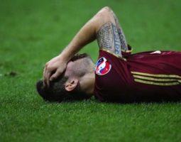 Почему Россия проиграла на Евро 2016