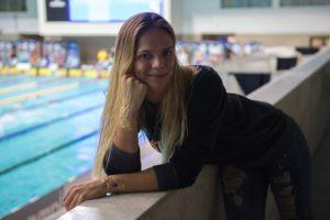 Юлия Ефимова первой выплыла из мельдония
