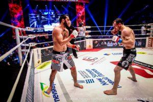 Алексей Кунченко из «Нового потока» готовится к защите титула
