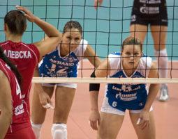 Ответные игры ¼ финала плей-офф волейболисток «Сахалина» и московского «Динамо» состоятся в столице
