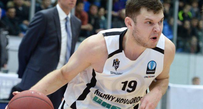 «Звёзды России» рискуют остаться без Стребкова в сочинском матче всех звёзд Единой Лиги ВТБ