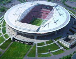 На ремонт стадиона «Зенит» выделено 98 млн рублей