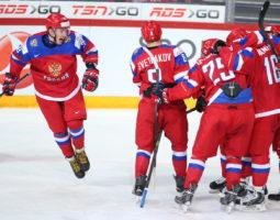 В. В. Путин пообещал рассмотреть программу развития хоккея в РФ