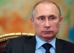 Путин обратил внимание на то, что все больше людей стремится заниматься спортом