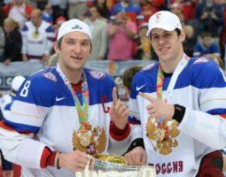 Овечкин и Малкин не вошли в российскую сборную – 2018