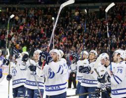 Хоккеисты АНО ОХК «Динамо» получили право на неограниченное заключение контрактов с другими клубами