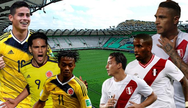 Чилийцы не подадут апелляцию на матч «Перу – Колумбия» в отборе ЧМ-2018