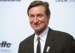 Уэйн Гретцки стал глобальным послом китайского клуба КХЛ «Куньлунь»
