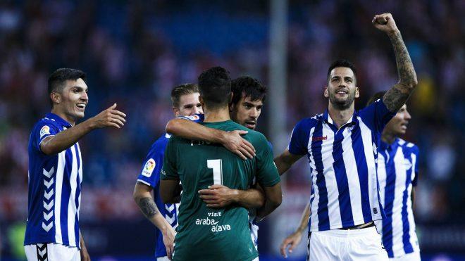 "Ла Лига 2019/20. Тур 4. ""Депортиво Алавес"" – ""Севилья"""